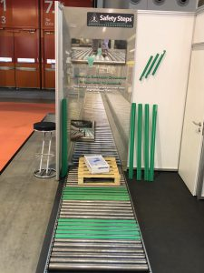 Logimat picture Safety Steps