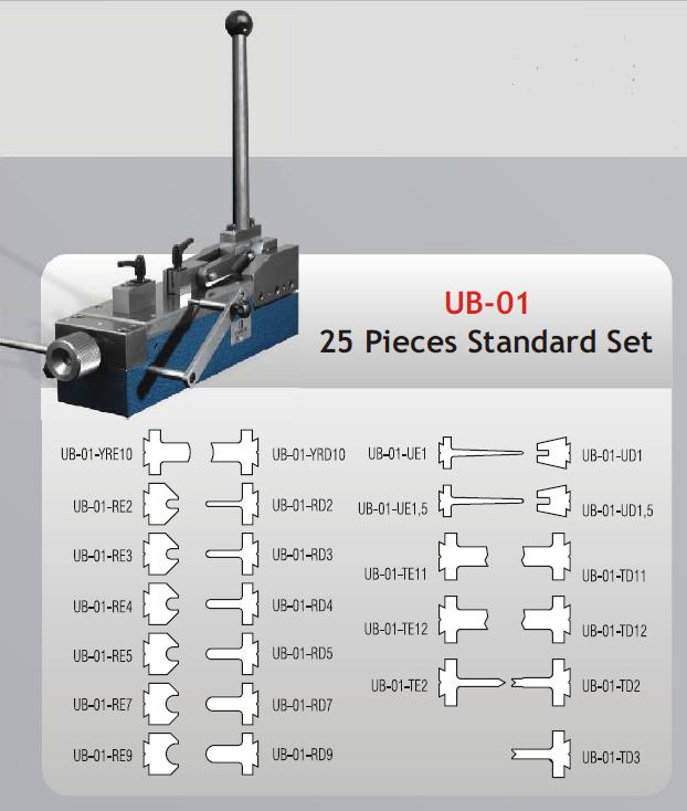 UB-01 Bending Machine - Dicar